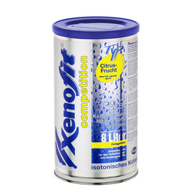 Xenofit Competition Carbohydrate Drink Dose  Citrus-Frucht 672g